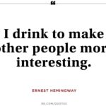 Ernest Hemingway Famous Quotes Facebook
