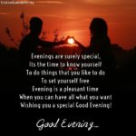 Evening Love Quotes