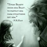 Every Beauty Needs A Beast Quotes Pinterest
