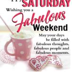 Fabulous Saturday Quotes Twitter