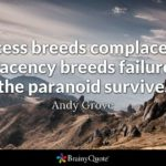 Failure Breeds Success Quote Facebook