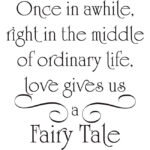 Fairytale Romance Quotes