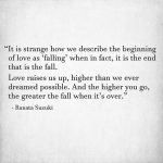 Falling Out Of Love Quotes Twitter