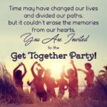 Family Get Together Invitation Quotes Tumblr