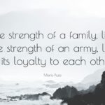 Family Strength Quotes Twitter