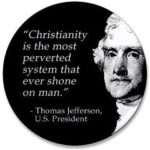 Famous Anti Christian Quotes