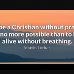 Famous Christian Quotes On Prayer Twitter