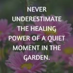 Famous Garden Quotes
