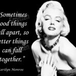 Famous Marilyn Monroe Quotes Facebook