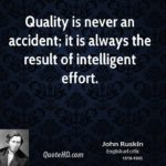 Famous Quality Quotes
