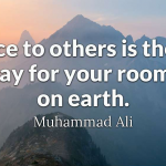 Famous Quotes About Serving Others Facebook
