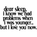 Famous Quotes About Sleep Pinterest