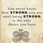 Famous Quotes About Strength And Courage Twitter