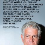 Famous Quotes Anthony Bourdain Pinterest
