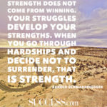 Famous Quotes Of Encouragement And Strength Twitter