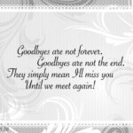 Farewell Quotes For Family Tumblr