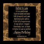 Father In Law Death Anniversary Quotes Twitter