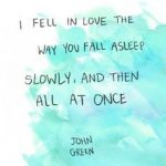 Fault In Our Star Romantic Quotes