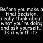Final Decision Quotes Twitter
