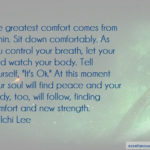 Finding Strength Within Quotes