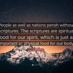 Food And Spirituality Quotes Tumblr