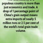 Food Security Quotes Tumblr