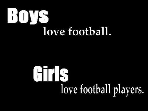 Football Couple Quotes Pinterest