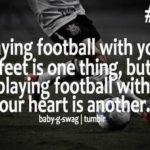 Football Related Quotes Tumblr