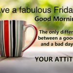 Friday Attitude Quotes
