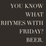 Friday Beer Quotes