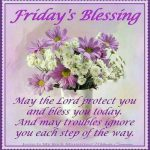 Friday Blessings Quotes And Pictures