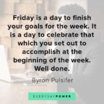 Friday Motivational Work Quotes Facebook