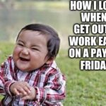 Friday Payday Quotes Twitter