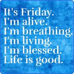 Friday Sayings Images Facebook