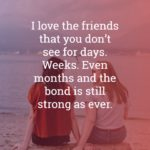 Friendship And Love Quotes In English Pinterest