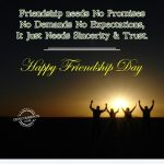 Friendship Day Promises Facebook