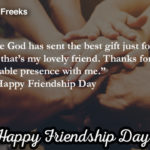 Friendship Day Quotes For Girlfriend Facebook
