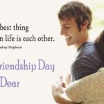 Friendship Day Wishes For Husband Pinterest