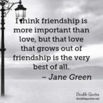 Friendship Is Best Than Love Quotes Pinterest