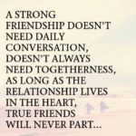 Friendship Strength Quotes