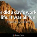 Fun Work Quote Of The Day Pinterest