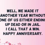 Funny Anniversary Quotes Twitter