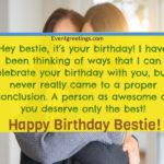 Funny Bday Wishes For Best Friend Pinterest