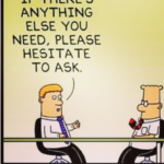 Funny Dilbert Quotes
