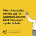 Funny Drinking Alcohol Quotes Facebook