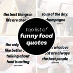 Funny Food Quotes For Instagram Facebook