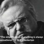 Funny Gk Chesterton Quotes Twitter