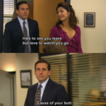 Funny Lines From The Office Twitter