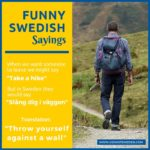 Funny Swedish Sayings Twitter