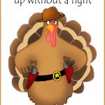 Funny Thanksgiving Turkey Sayings